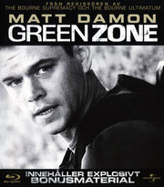 Green Zone (Blu-ray) (Begagnad)