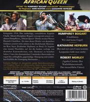 Afrikas Drottning (ej svensk text) (Blu-ray)