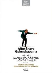 After Shave & Galenskaparna - Alla Claes Erikssons Långfilmer (6-disc)