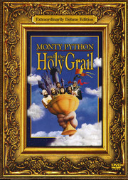 Monty Python And the Holy Grail - Extraordinary Deluxe Edition (2-disc)