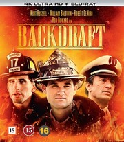 Backdraft (4K Ultra HD Blu-ray + Blu-ray)