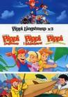 Pippi Långstrump x 3 (Tecknat)