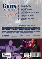 Gerry & the Pacemakers - Live In Australia
