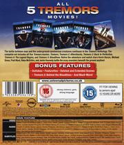 Tremors Anthology (Blu-ray)