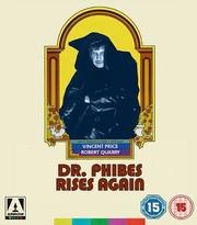 Dr. Phibes Rises Again (ej svensk text) (Blu-ray)
