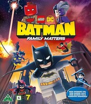 LEGO DC Batman: Family Matters (Blu-ray)