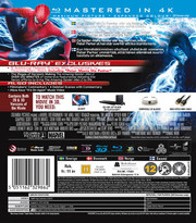 Amazing Spider-Man 2 (Real 3D + Blu-ray)