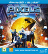 Pixels (Blu-ray + Real 3D)