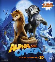Alpha Och Omega (Real 3D + Blu-ray)