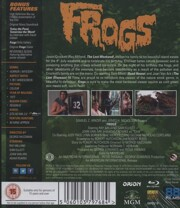 Frogs (ej svensk text) (Blu-ray)