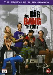 Big Bang Theory - Säsong 3 (Begagnad)