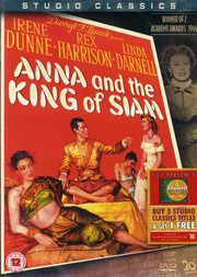 Anna And the King of Siam (ej svensk text)