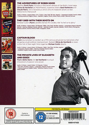Errol Flynn Collection (ej svensk text)