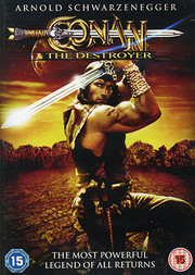 Conan - The Destroyer (ej svensk text)