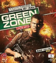Green Zone - Comic Book Edition (Blu-ray)