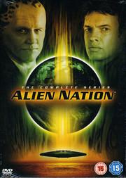 Alien Nation - Complete Series (ej svensk text)
