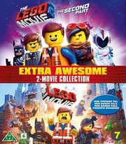 LEGO Movie 1 & 2 (Blu-ray)
