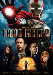 Iron Man 2 (1-disc)