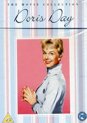 Doris Day Movie Collection (9-disc) (vissa filmer har ej svensk text)