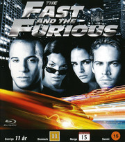 Fast And the Furious (Blu-ray)