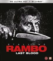 Rambo 5 - Last Blood (4K Ultra HD Blu-ray + Blu-ray)