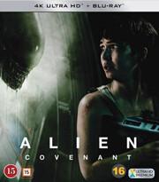Alien: Covenant (4K Ultra HD Blu-ray)