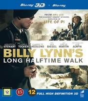 Billy Lynn's Long Halftime Walk (Real 3D + Blu-ray)