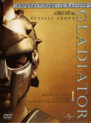 Gladiator - Extended Edition (3-disc) (Begagnad)