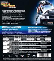 Back To the Future 1-3 Box (3-disc) (Blu-ray)