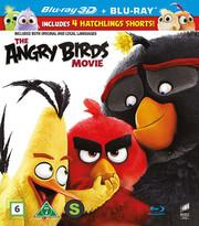 Angry Birds Movie (Blu-ray 3D + Blu-ray)