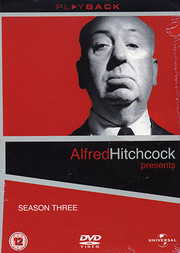 Alfred Hitchcock Presents - Säsong 3 (ej svensk text)