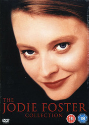 Jodie Foster Collection (5-disc) (ej svensk text på Nell och Foxes)