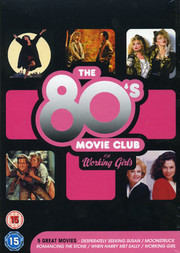 80's Movie Club For Working Girls (5-disc)