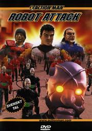 Action Man - Robot Attack (Begagnad)