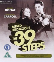 39 Steps (ej svensk text) (Blu-ray)