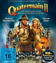 Allan Quatermain and the Lost City of Gold (ej svensk text) (Blu-ray)
