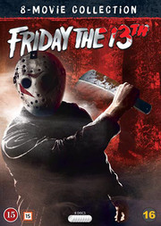Friday the 13th - 8 Movie Collection