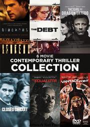 Contemporary Thrillers Box - Volume 1 (6-dics)