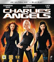 Charlie's Angels (4K Ultra HD Blu-ray + Blu-ray)