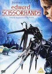 Edward Scissorhands (ej svensk text)