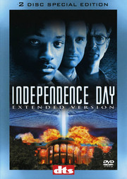 Independence Day - Extended Version (2-disc)