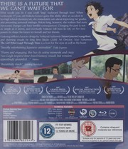 The Girl Who Leapt Through Time (ej svensk text) (Blu-ray)