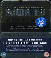 Band of Brothers - Hela Serien (Blu-ray) (ej svensk text)