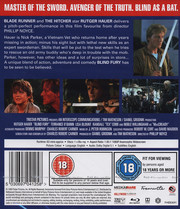 Blind Fury (ej svensk text) (Blu-ray)