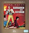 Barbaren Och Geishan (Blu-ray) (Begagnad)
