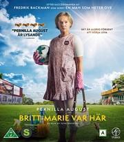 Britt-Marie Var Här (Blu-ray)