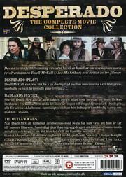 Desperado - Complete Movie Collection (3-disc)