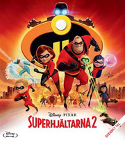 Superhjältarna 2 (Blu-ray)