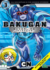 Bakugan Battle Brawlers: Gundalian Invaders - Säsong 1 Volym 3