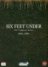 Six Feet Under - Hela Serien (Nyrelease) (25-disc)